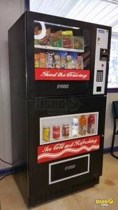 GO127/137 Electrical Combo Snack & Soda Vending Machine for Sale in Georgia!
