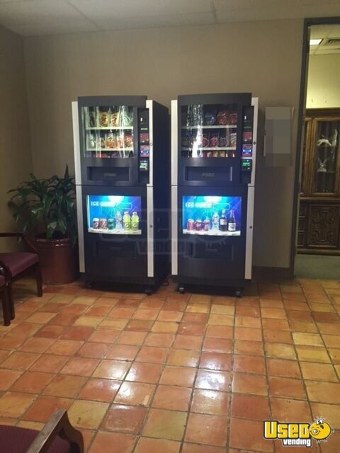 Vending Combo Texas for Sale