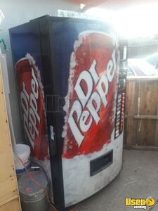 Vendo Dr. Pepper Soda Vending Machine for Sale in California!