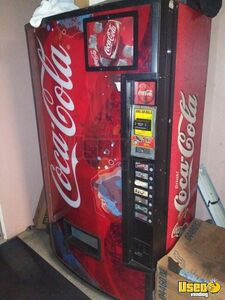 1994 Vendo Univendor Electronic Soda Vending Machine for Sale in Massachusetts!