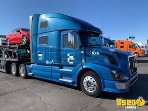 2012 Volvo VNL64T780 Sleeper Cab Semi Truck 425HP 13-Speed AT for Sale in California!
