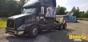 2007 Volvo 670 Sleeper Cab Semi Truck 500hp Cummins ISX 13-Speed for Sale in Ohio!