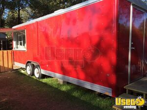 Well Cargo All-purpose Food Trailer Air Conditioning Florida for Sale