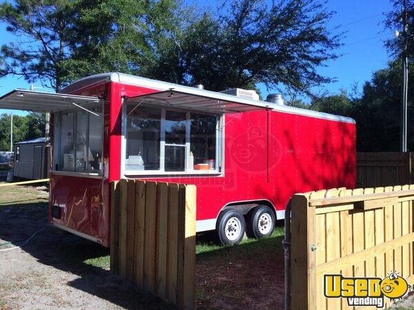 Well Cargo All-purpose Food Trailer Florida for Sale