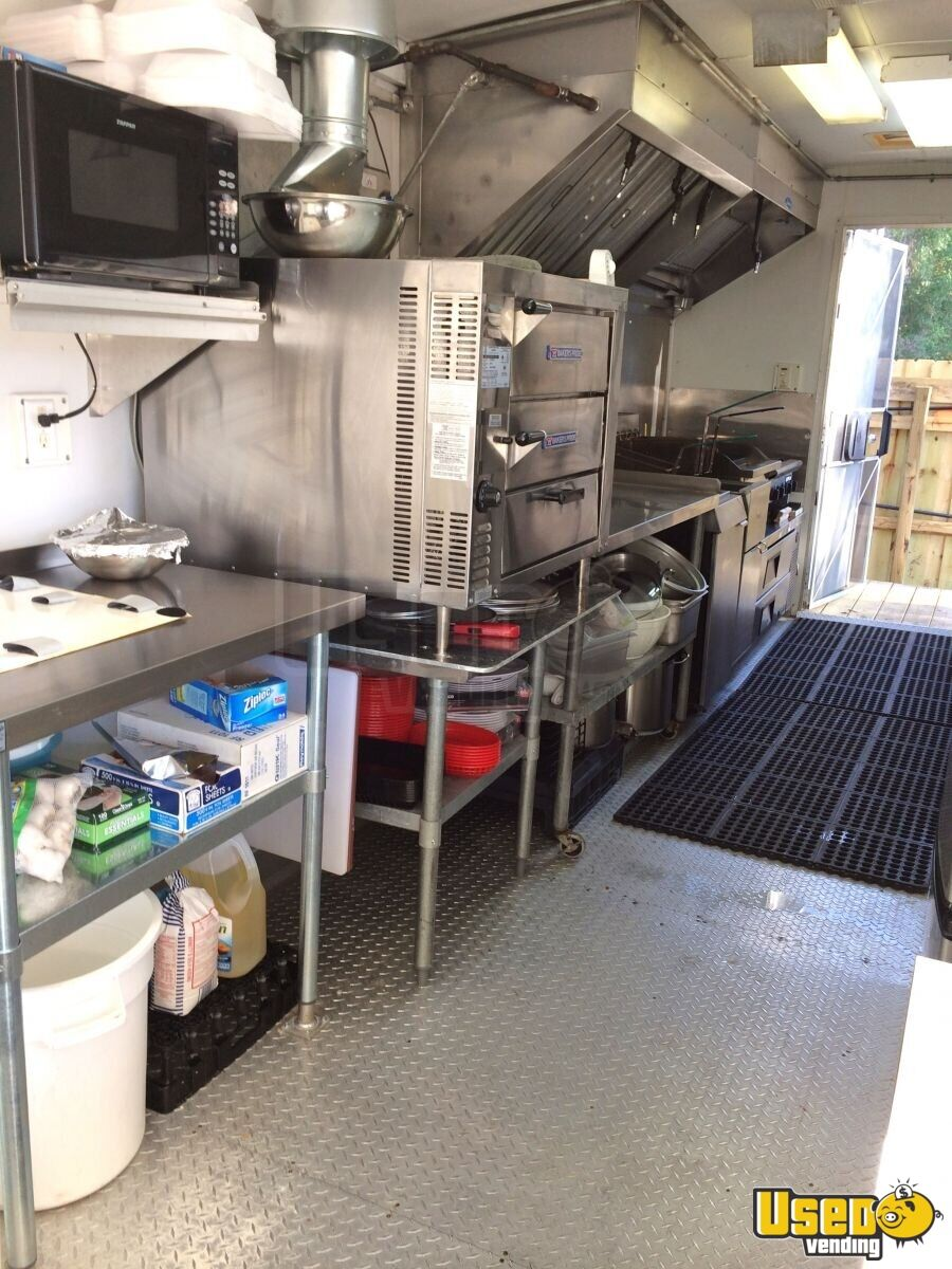 Well Cargo All-purpose Food Trailer Insulated Walls Florida for Sale - 6