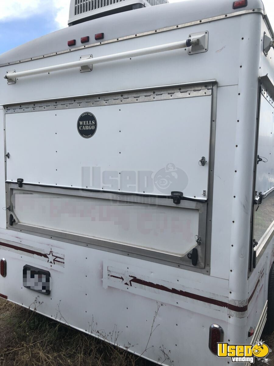 Wells Fargo All-purpose Food Trailer Cabinets Louisiana for Sale - 5