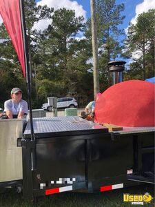 Wood-fired Pizza Trailer Pizza Trailer 6 North Carolina for Sale