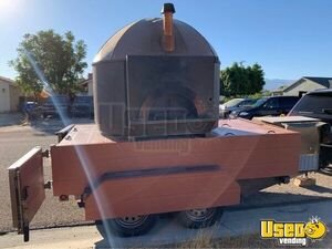 Wood-fired Pizza Trailer Pizza Trailer California for Sale