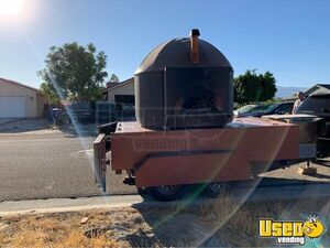 Wood-fired Pizza Trailer Pizza Trailer Pizza Oven California for Sale