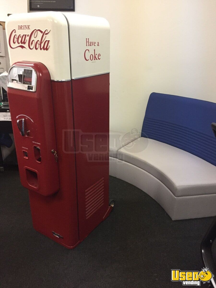 Wurlitzer W64hm Vendo Soda Machine 2 Florida for Sale - 2