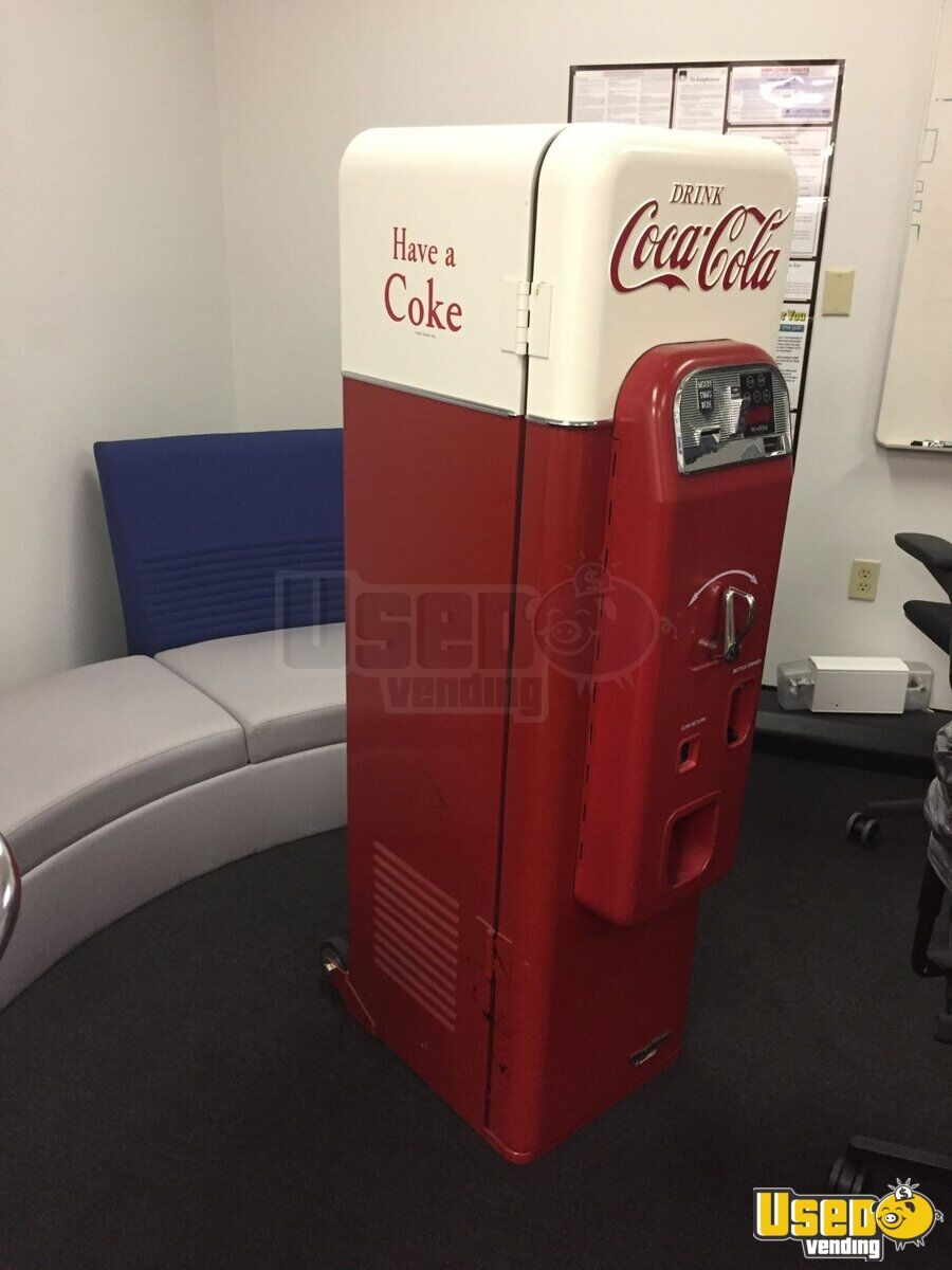 Wurlitzer W64hm Vendo Soda Machine 3 Florida for Sale - 3