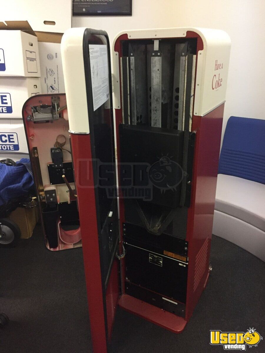 Wurlitzer W64hm Vendo Soda Machine 5 Florida for Sale - 5