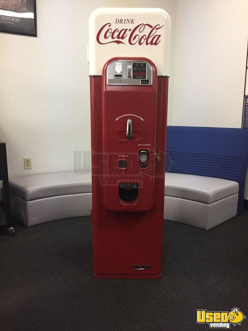Wurlitzer W64hm Vendo Soda Machine Florida for Sale