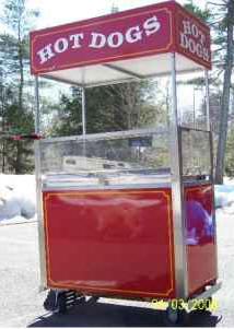 Vending Carts For Sale
