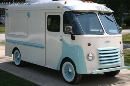 Antique Specialty Food Trucks