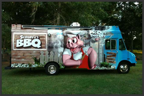 Custom Food Trucks
