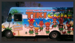 Hawaiian Snow Cone Truck