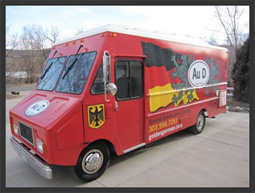 German Cuisine Food Truck