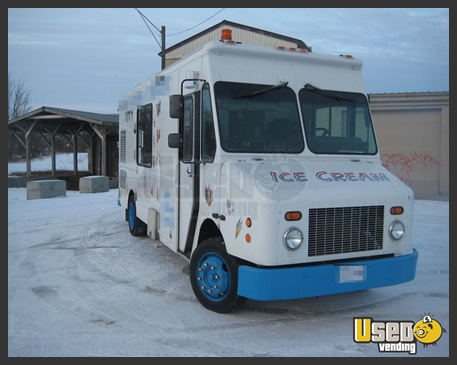 Used Ice Cream Trucks for Sale