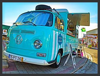 Used Volkswagen Ice Cream Van