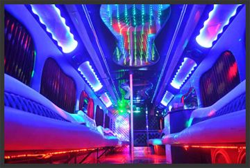 Limo Dance Floor