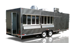Used food truck kitchen equipment
