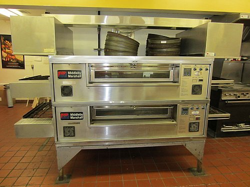 Pizza Parlor Kitchen used restaurant equipment for sale | ovens, ice cream machines