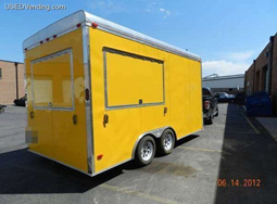 Towable Snoball Trailer