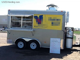 Used Snowball Trailer for Sale