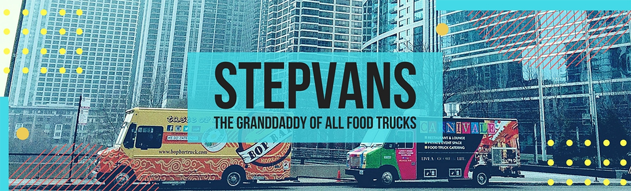 Used Stepvans available now at USEDvending.com