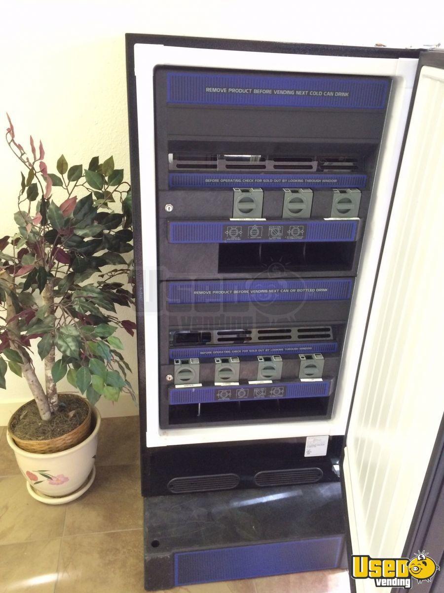 used combo vending machine