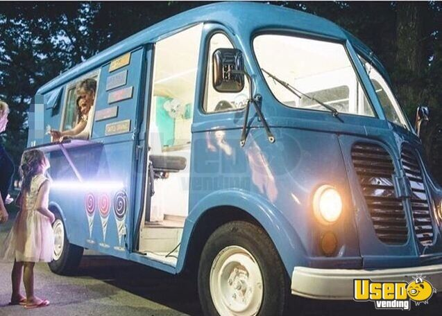 Ice Cream Trucks For Sale >> Details About Vintage 1963 International Ice Cream Truck For Sale In Pennsylvania