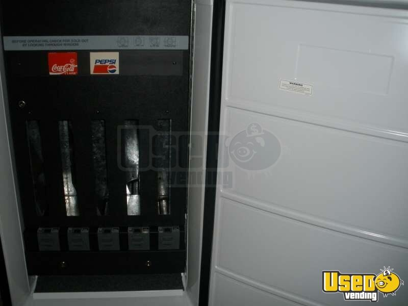 (6) - Mechanical Snack and Soda Vending Machines - 2