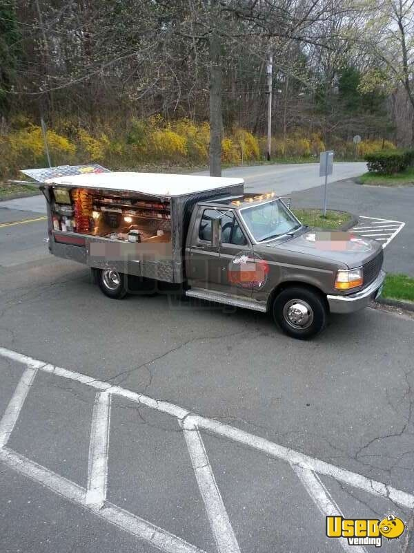 lunch and catering food truck for sale in connecticut buy lunch delivery truck. Black Bedroom Furniture Sets. Home Design Ideas
