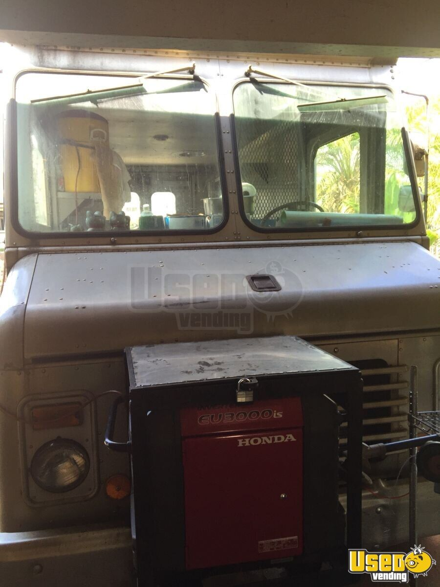 Chevy Food Truck Mobile Kitchen For Sale In Hawaii