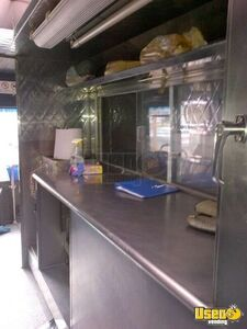 2002 Spartan Catering Food Truck Deep Freezer New York for Sale