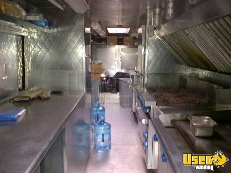 2002 Spartan Catering Food Truck Generator New York for Sale - 8