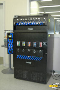 Dundas Vending Combos & Snack Machines with Bill Changers for Sale in Michigan!
