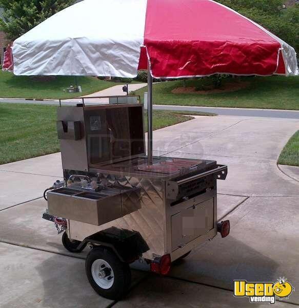 Baltimore Hot Dog Cart