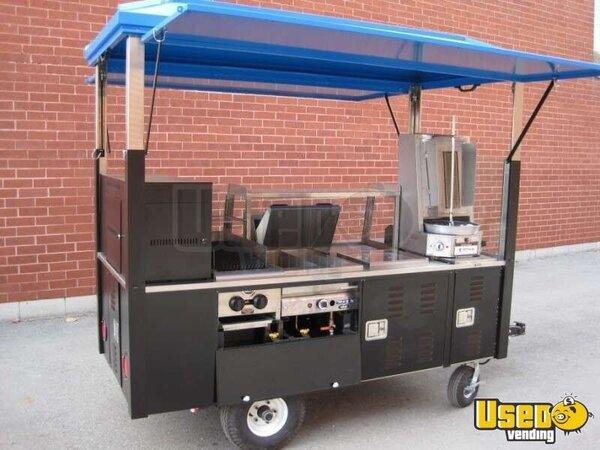 Towable Food Cart