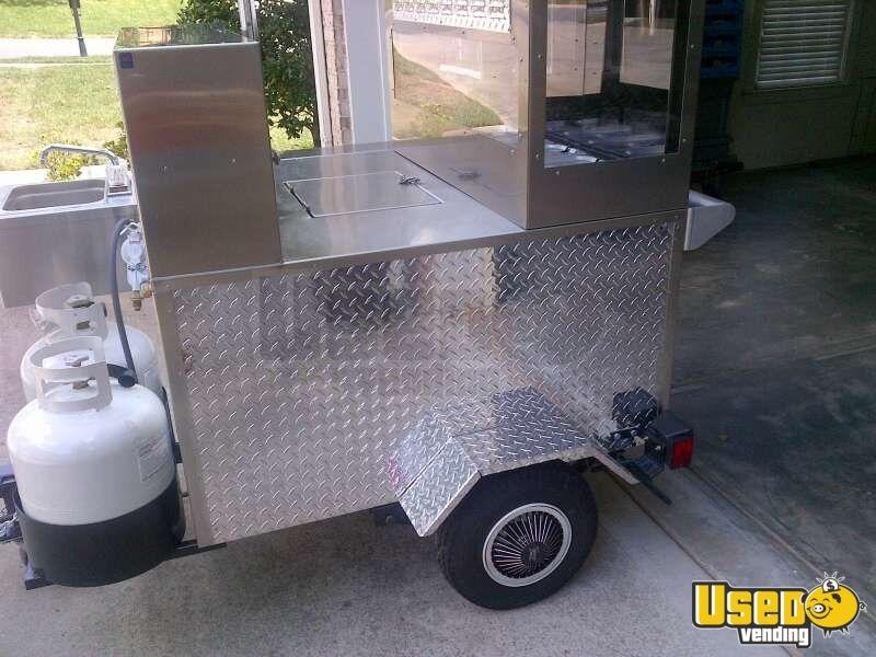 Dream Maker Ventura Hot Dog Cart