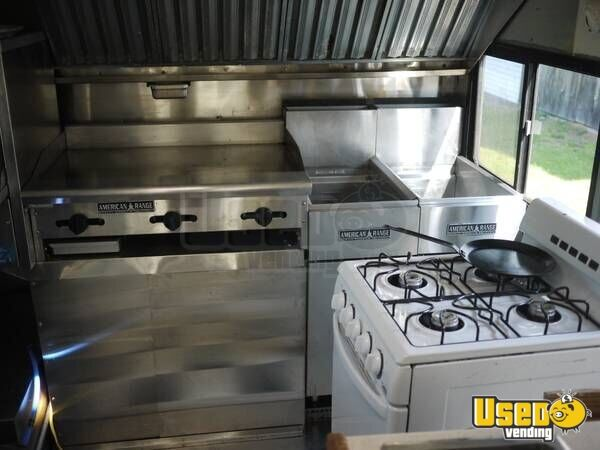 Food Truck Mobile Kitchen For Sale In Maine