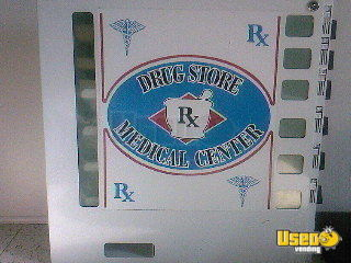 (6) - Drug Store Medical / Personal Care Vending Machines!!!