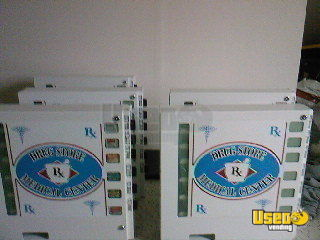 (6) - Drug Store Medical / Personal Care Vending Machines - 8