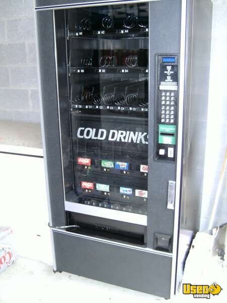 national combo vending machine