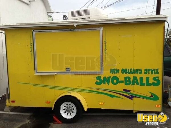 2005 - 12 x 6 Sno Pro Concession Trailer!!!