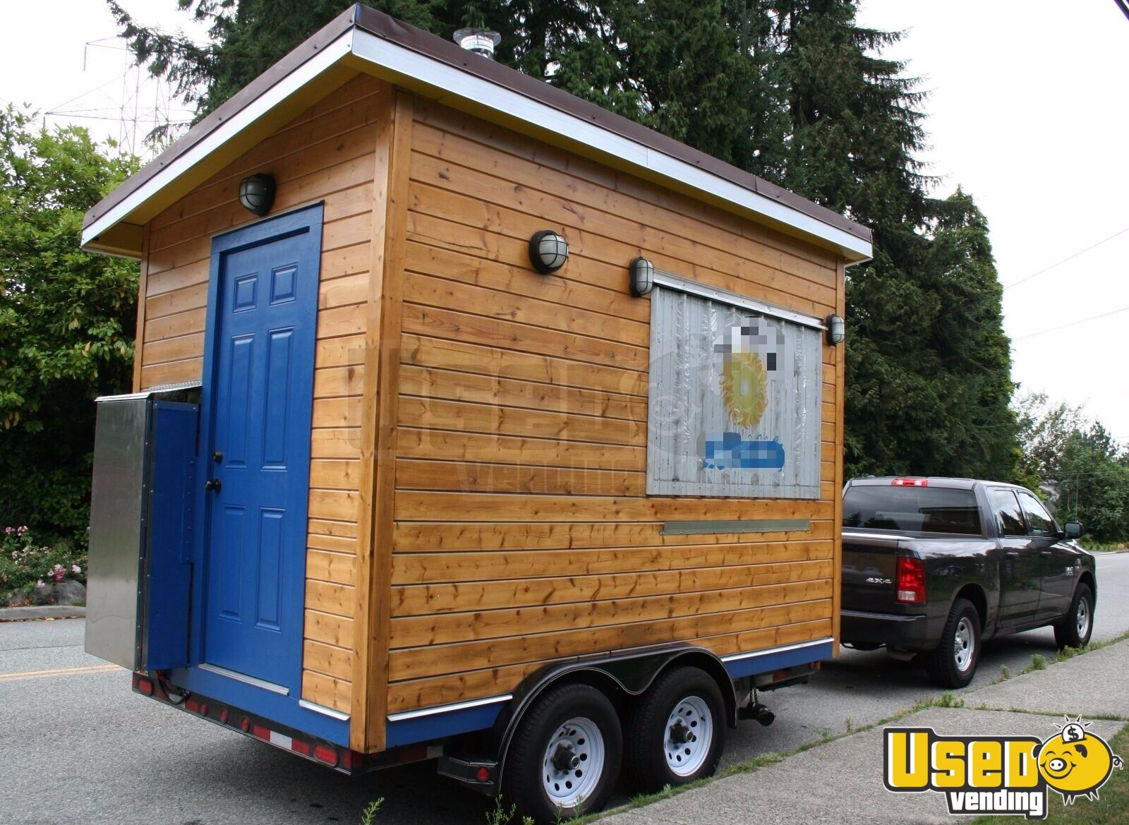 2016 - 10\' x 12\' Food Concession trailer   Used Concession Trailer ...