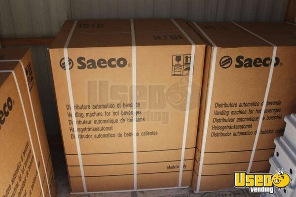 (3) - Saeco SG200 Coffee / Espresso Vending Machines- New in Boxes!!