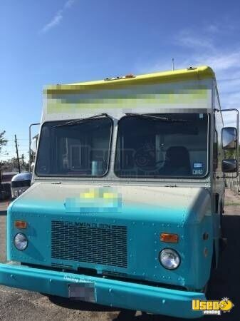 Chevy Grumman Mobile Kitchen Food Truck for Sale in Colorado - 4