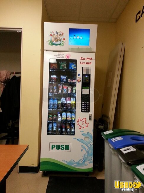 top 10 healthy vending machine snacks